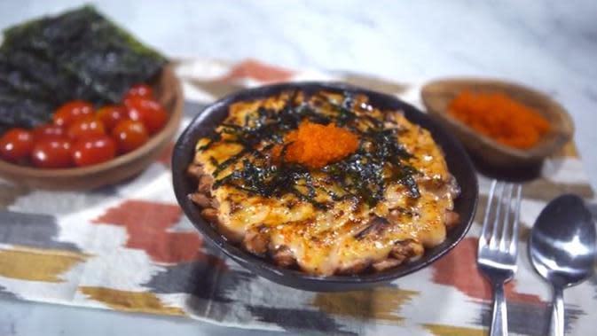 Resep Nasi Salmon Mentai yang Bikin Buka Puasa Tambah Nikmat