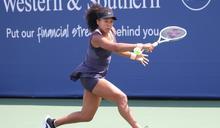 網球界聲援抗議美種族不公 西南公開賽喊卡