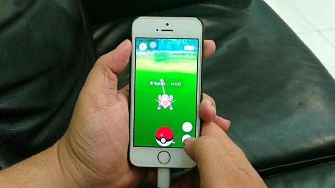 Ilustrasi Pokemon Go 2 - Liputan6.com/Mochamad Wahyu Hidayat