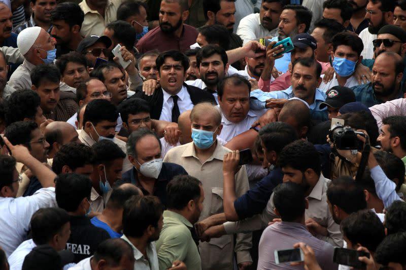 Key Pakistan opposition figure's arrest political, party says