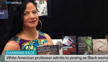 好友學生都被騙!女教授假冒非裔身分20多年 自曝「其實是猶太裔白人」