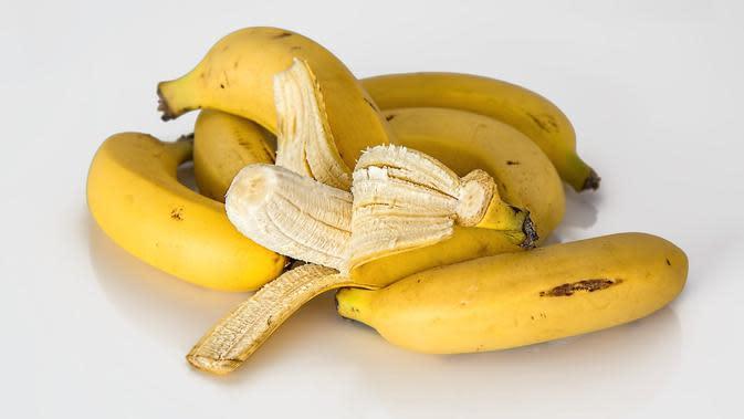 Ilustrasi pisang. (Photo by stevepb on Pixabay)