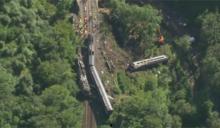 蘇格蘭火車嚴重出軌 包含司機3人不幸喪命