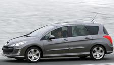 2009 Peugeot 308 SW