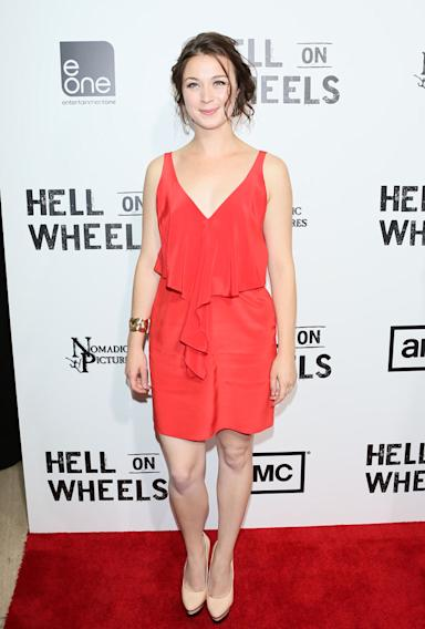"AMC's ""Hell On Wheels"" Season 2 Premiere - Arrivals"