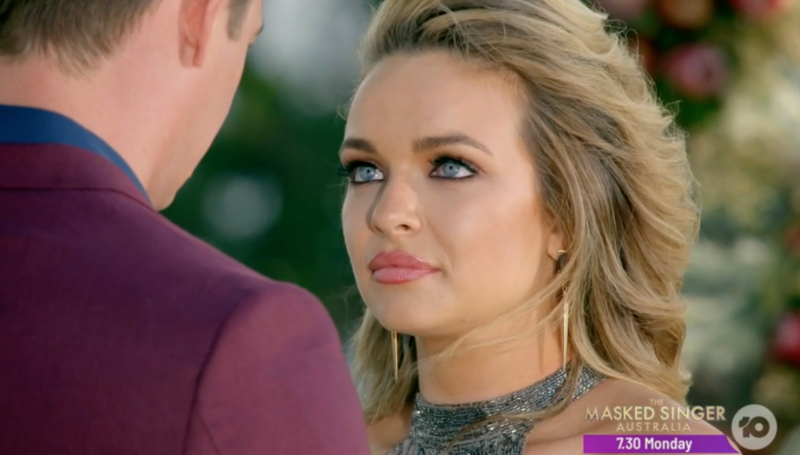 Abbie Chatfield getting dumped on The Bachelor Australia