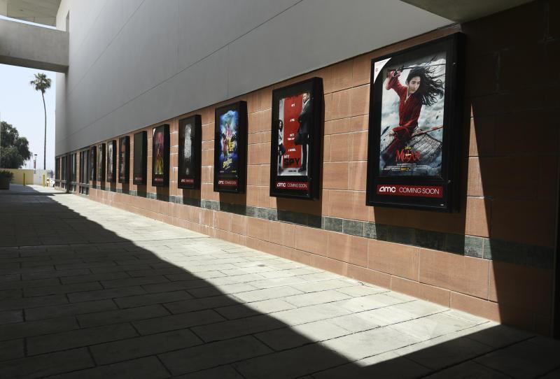 Film Blockbusters In Wait