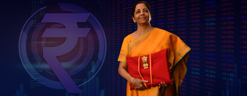 Citing the sucess of Beti Bachao Beti Padhao campaign, Finance Minister Nirmala Sitharaman stated higher Gross Enrolment Ratio among girls across levels of education, than boys.