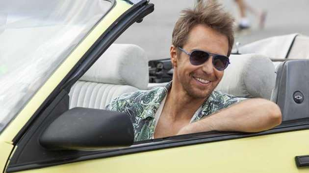 'The Way Way Back's Sam Rockwell Tell Us Why Chaos is Fun