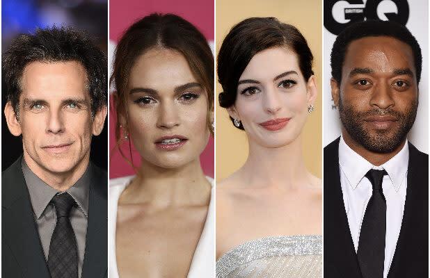 Ben Stiller, Lily James Join Anne Hathaway, Chiwetel Ejiofor in Doug Liman Heist Film 'Lockdown'