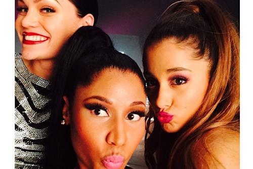 Nicki Minaj, Ariana Grande and Jessie J to Open MTV VMAs