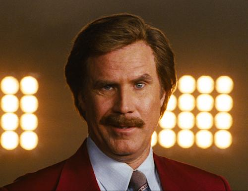 Ron Burgundy to Appear on 'Conan'