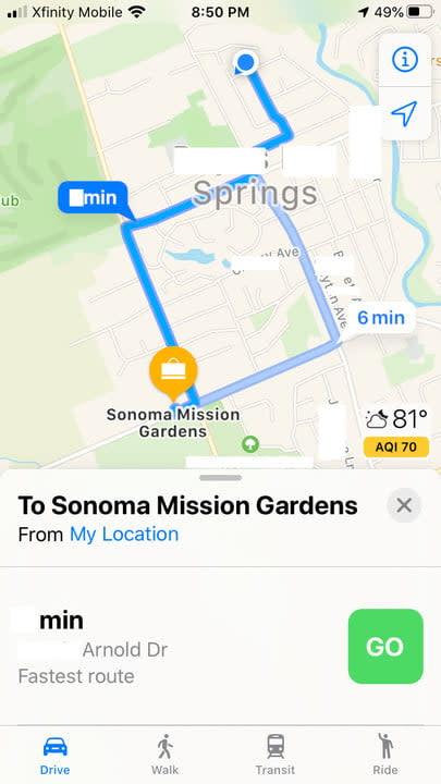 apple maps tips fav2