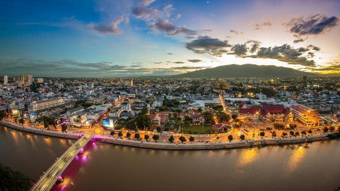 Kota Chiang Mai.