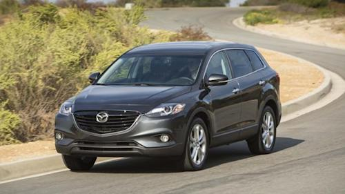 Road tripping the 2013 Mazda CX-9: Motoramic Family Drive