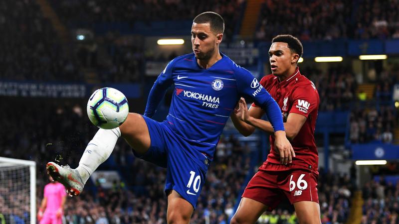 Chelsea still have quality despite Hazard exit - Van Dijk