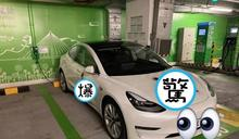百萬特斯拉停車充電無辜遭「噴漆」 網友:太仇富了吧