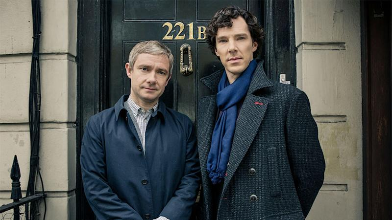 TV Review: 'Sherlock'