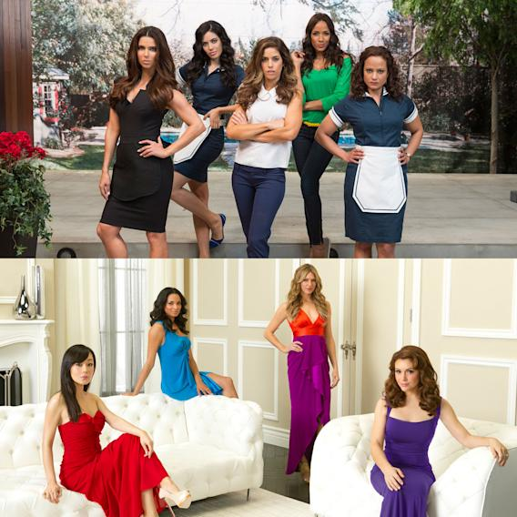 """Devious Maids""/""Mistresses"""