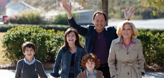 Billy Crystal talks about his big-screen return in 'Parental Guidance'