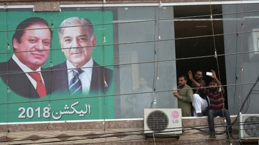 The Pakistan Muslim League-Nawaz (PML-N) took power in 2013 and hopes for a new mandate under leader Shahbaz Sharif