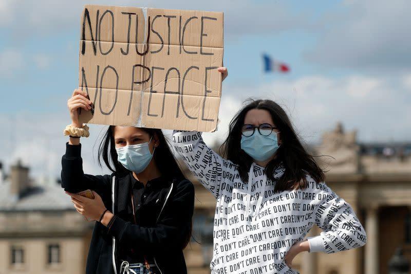 Suara-suara dari jalanan; mengapa pemrotes berunjuk rasa di seluruh dunia