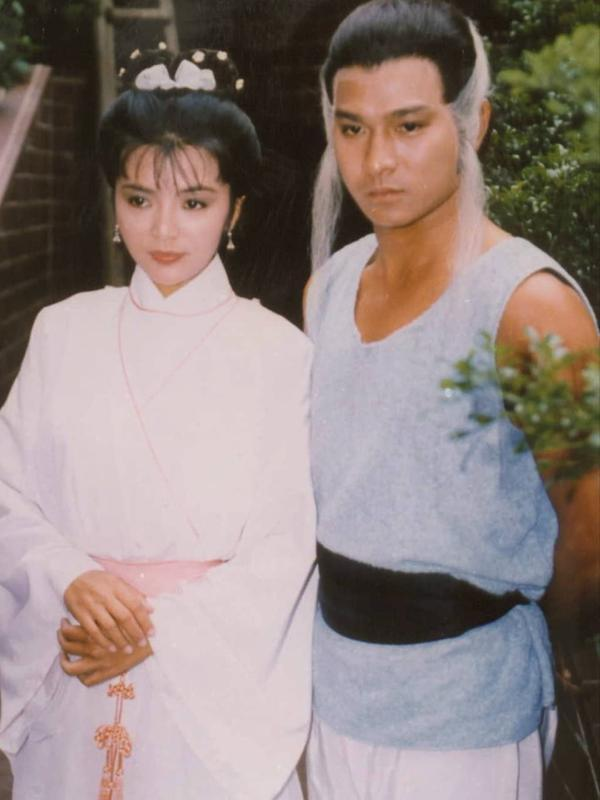 Yoko dan Bibi Lung (Sumber: Instagram/chanyuklinonline)