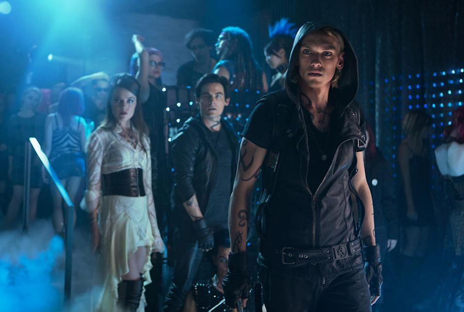 The Mortal Instruments: City of Bones Stills