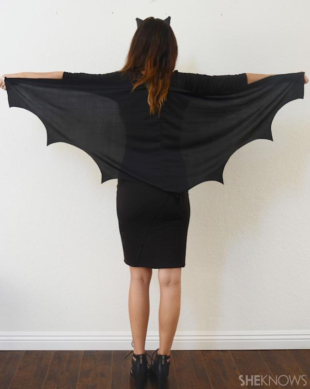BAT WINGS: finished