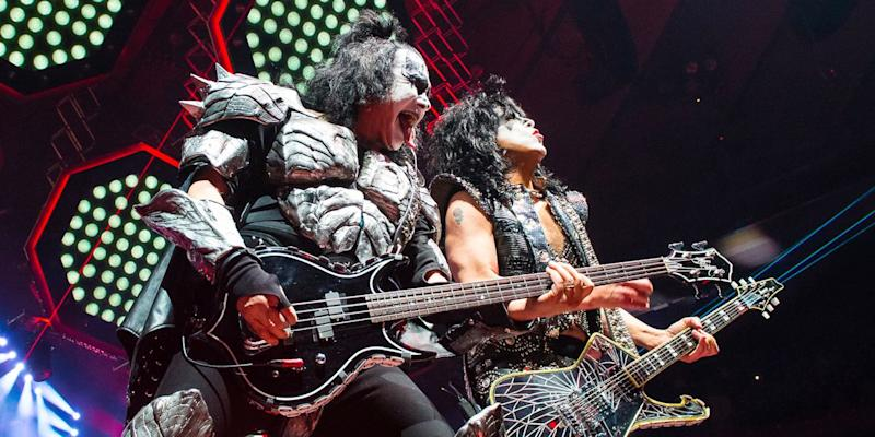KISS announce date and location of farewell tour's final show