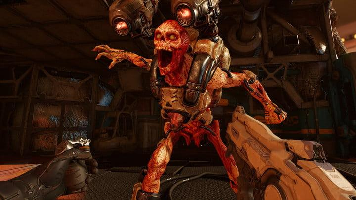doom vfr review running