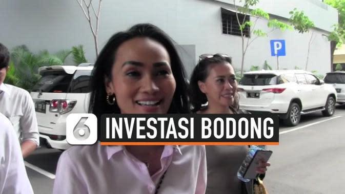VIDEO: Artis Eka Deli Jadi Saksi Kasus Investasi Bodong