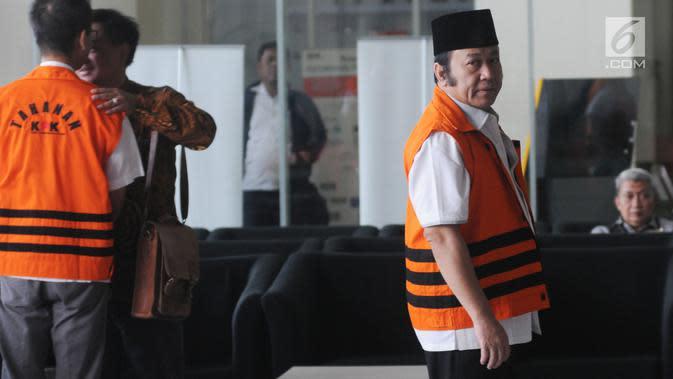 KPK Tetapkan Kadis PUPR Lampung Selatan Tersangka Korupsi Proyek Pengadaan Barang dan Jasa