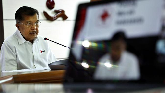 Ketua Umum Palang Merah Indonesia (PMI) Jusuf Kalla atau JK. (Foto: dokumentasi PMI)