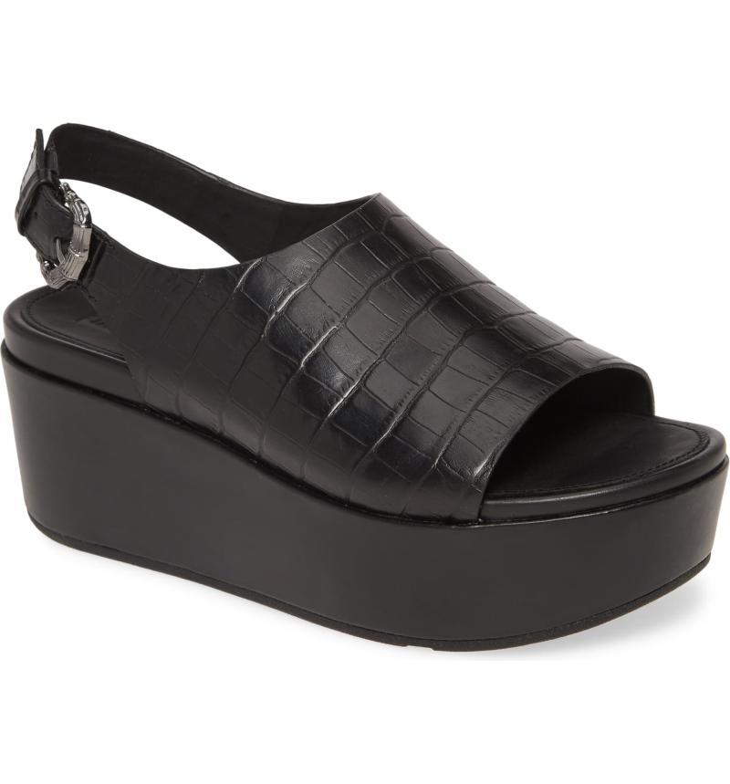 Eloise Platform Sandal. Image via Nordstrom.