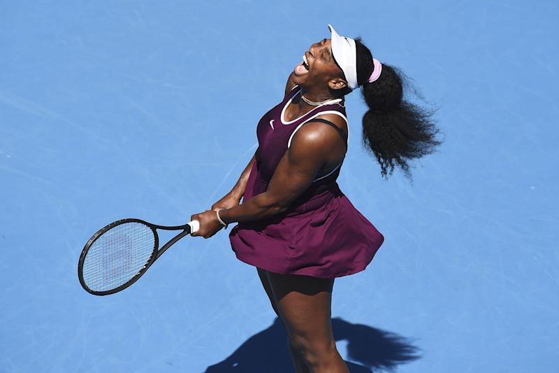Serena dapat perlawanan ketat sebelum mengalahkan McHale di Auckland