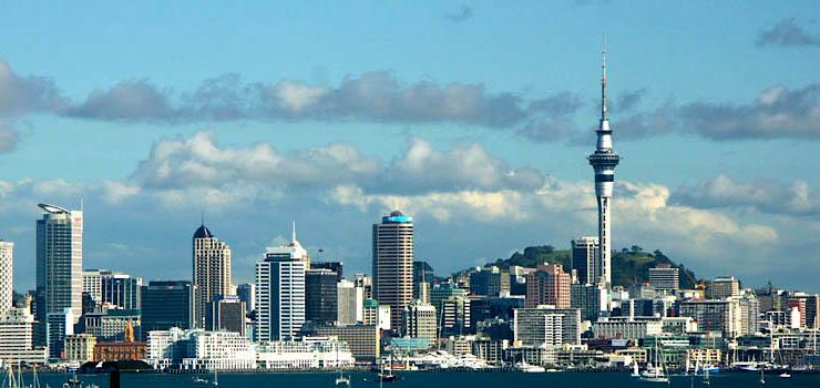 March 3, 1997: Sky Tower, Southern Hemisphere's tallest free-standing structure, opens in Auckland