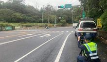 桃市加強取締交通違規勤務 降低事故發生率