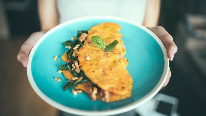 Ilustrasi omelet. (Photo by StockSnap on Pixabay)
