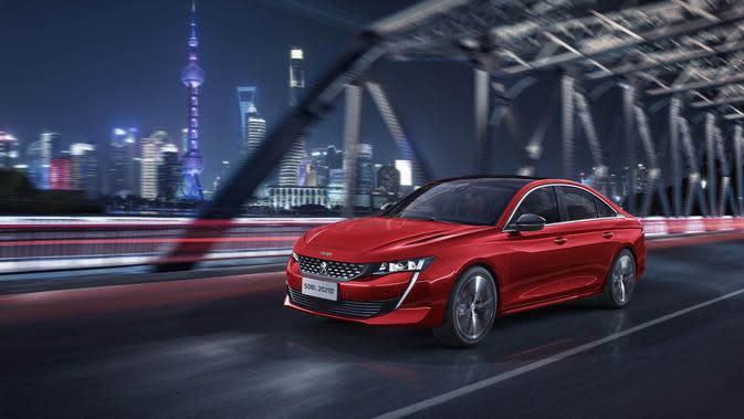 Peugeot Perkenalkan Model PHEV Terbaru di Beijing