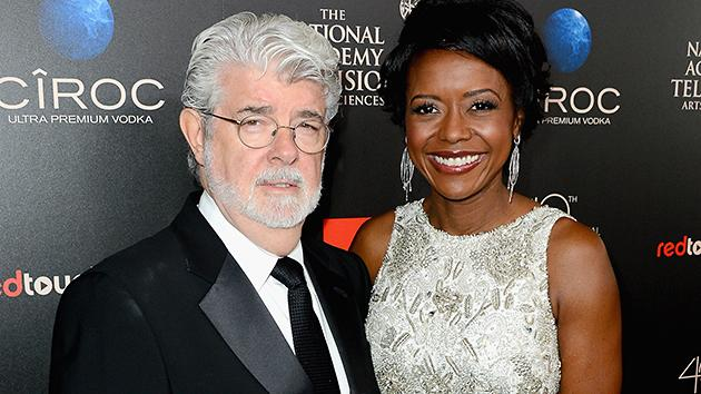 How George Lucas Infused 'Star Wars' Inspiration Into His Weekend Wedding