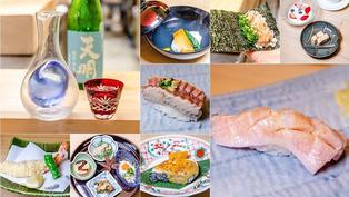 35年料理功伕 台北吃道地割烹料理