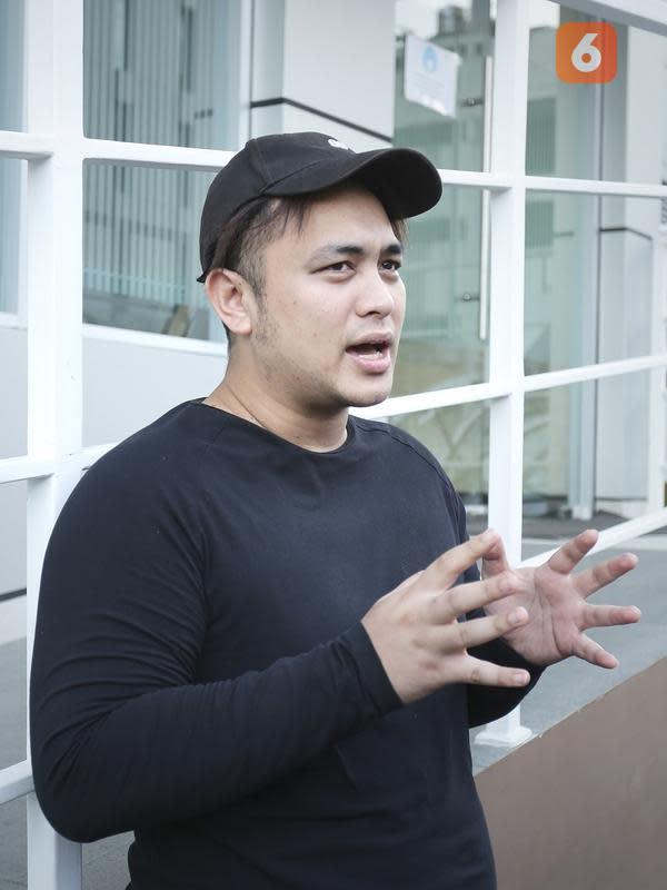 Gilang Dirga (Bambang E Ros/Fimela.com)