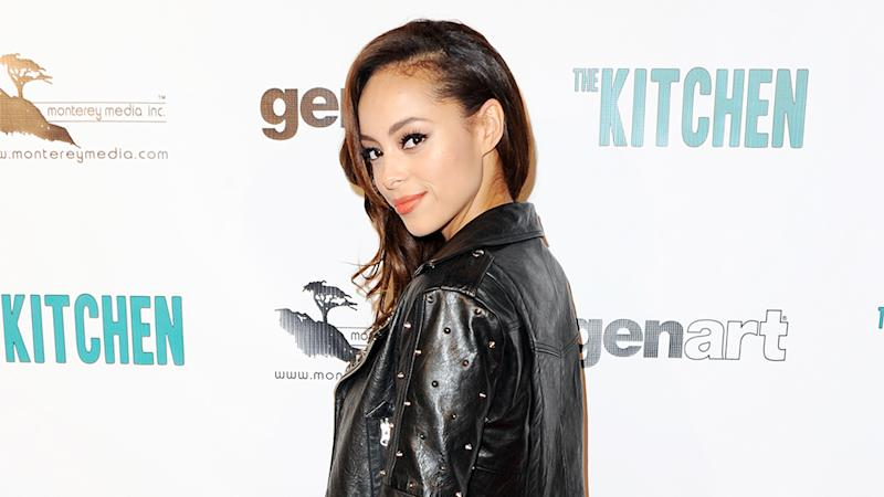 Amber Stevens Signs Up For '22 Jump Street'