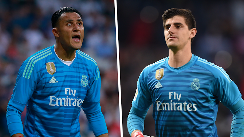 0abb855fe30 Zidane promises Real Madrid goalkeeper clarity as Courtois exit talk builds
