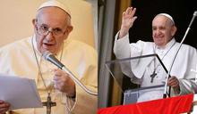 教宗也把持不住?方濟各按讚「性感美尻照」 辣模超樂:我會上天堂