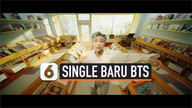 VIDEO: Single Terbaru BTS Dynamite Resmi Rilis, Intip Yuk!