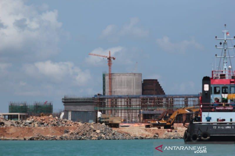 Pemerintah dorong infrastruktur untuk pengembangan KEK Galang Batang