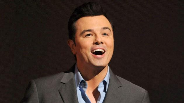 Oscar host Seth MacFarlane is also a nominee