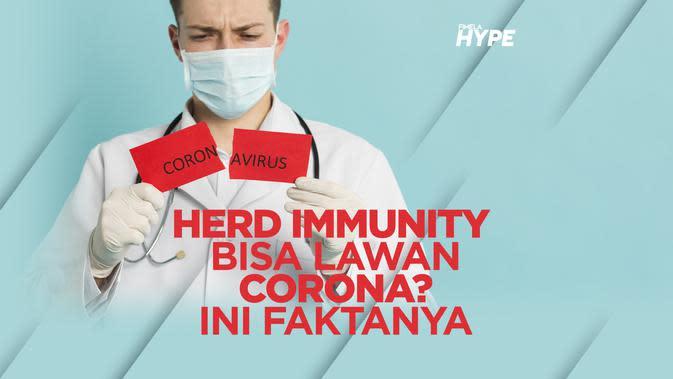 Herd Immunity Dapat Lawan Corona? Ini 4 Faktanya